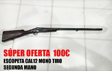 Armeria-cazman-torrelavega-cantabria-armas-nuevas-segunda mano-ofertas-caza-pesca